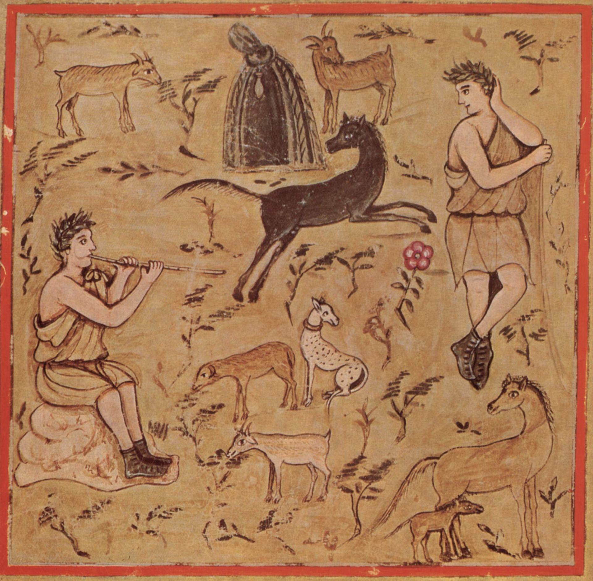 Agriculture de la rome antique wikip dia - Cuisine de la rome antique ...