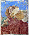 Melozzo da forlì, angeli musicanti, 1480 ca., da ss. apostoli, 05.JPG