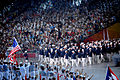Members of Team USA during 2008 Summer Olympics opening ceremony.jpg