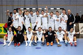 Austria national handball team - Austria national handball team 2016-01-17