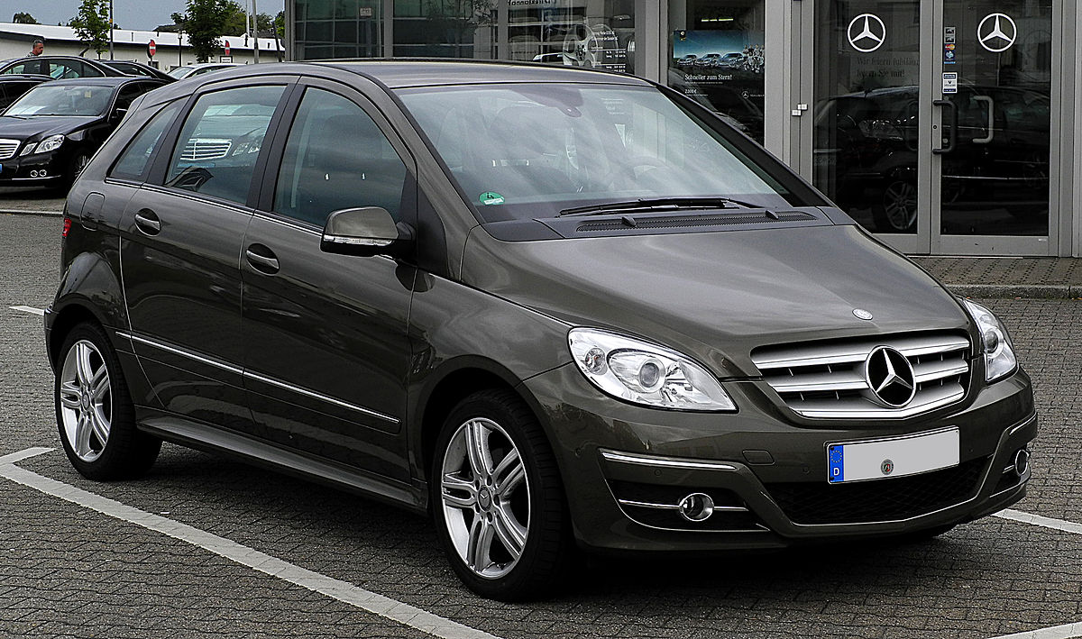 Mercedes Benz B Klasse Wikipedia