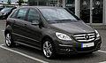 Mercedes-Benz B 180 CDI (T 245, Facelift) – Frontansicht (2), 10. Juni 2011, Velbert.jpg