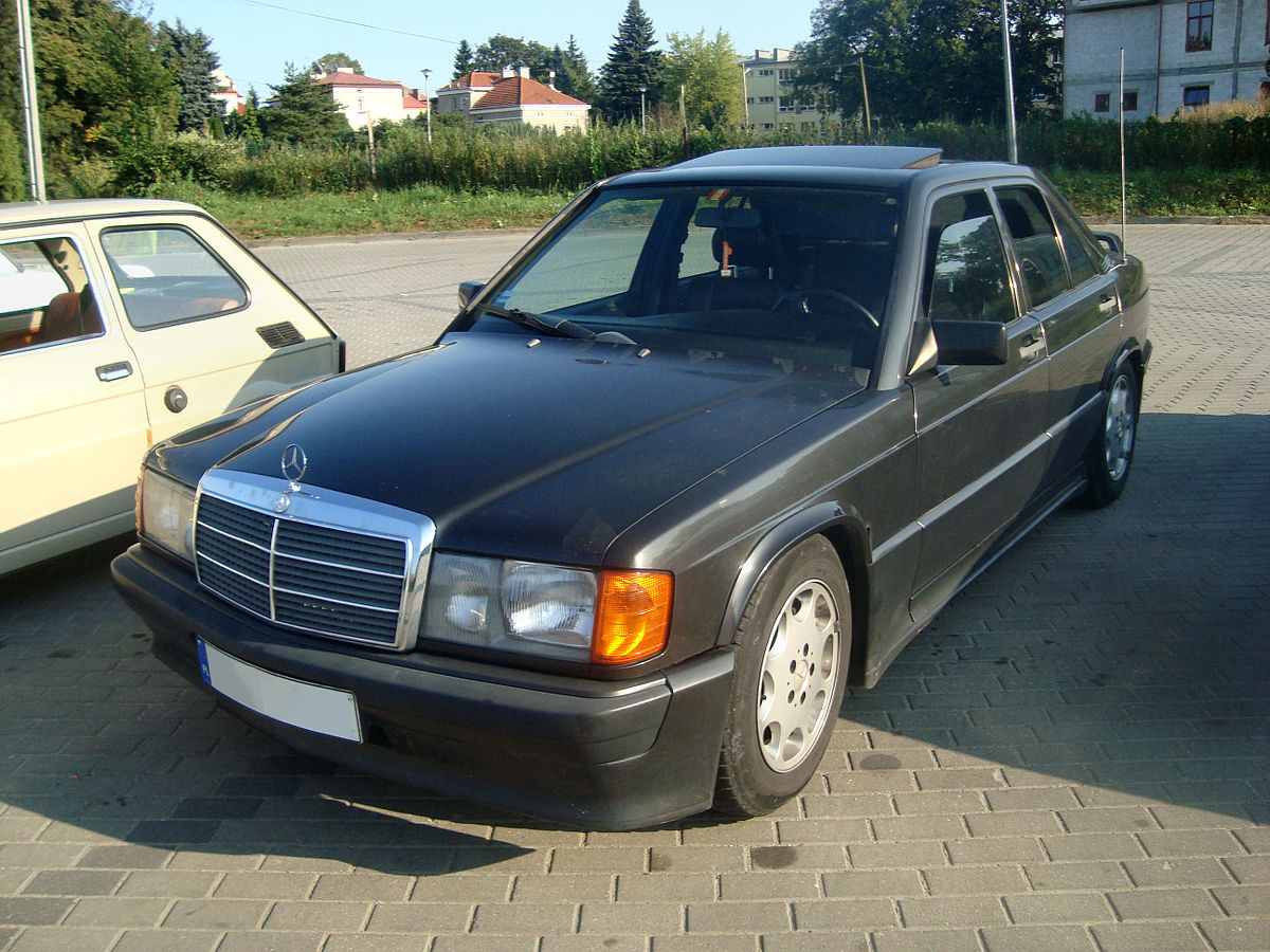 mercedes benz w201 cosworth wikipedia wolna encyklopedia. Black Bedroom Furniture Sets. Home Design Ideas