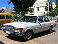 Mercedes Benz 350 SE 1977 (11317451393).jpg