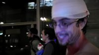 File:Message from bloody NATO protester -- chicago, il -- 05-20-12 (-protestimonial 01).webm