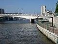 Meuse, Liège, Belgium. Kennedybridge. - panoramio.jpg