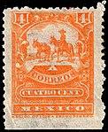 Mexico 1897-1898 4c perf 12 Sc271 unused.jpg
