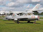 MiG-15UTI at Central Air Force Museum Monino pic2.JPG