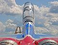 """MiG-29UB Aerobatic team """"STRIZHI"""" (""""The Swifts"""") (4256988783).jpg"""