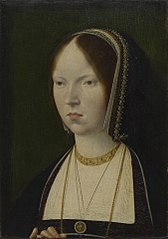 A Woman, traditionally identified as Isabela la Católica of Castile