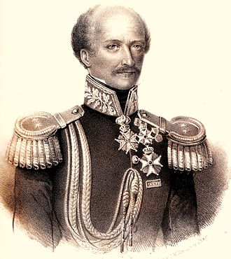 Dutch intervention in Bali (1849) - General Andreas Victor Michiels was killed by Klunkung forces in Kosamba in 1849.