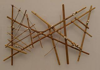 Marshall Islands stick chart