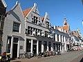 Middelburg, straatzicht op de Vlasmarkt foto2 2011-07-03 18.25.JPG