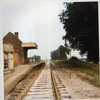 Middleton Towers station, 1972.jpg