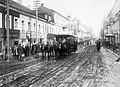 Miensk, Zacharaŭskaja-Franciškanskaja. Менск, Захараўская-Францішканская (1918).jpg