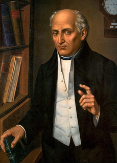 Miguel Hidalgo y Costilla Mexican Roman Catholic priest and a leader of the Mexican War of Independence