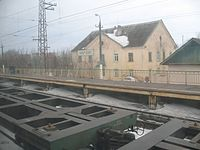 Mihnevo station (side platform).JPG