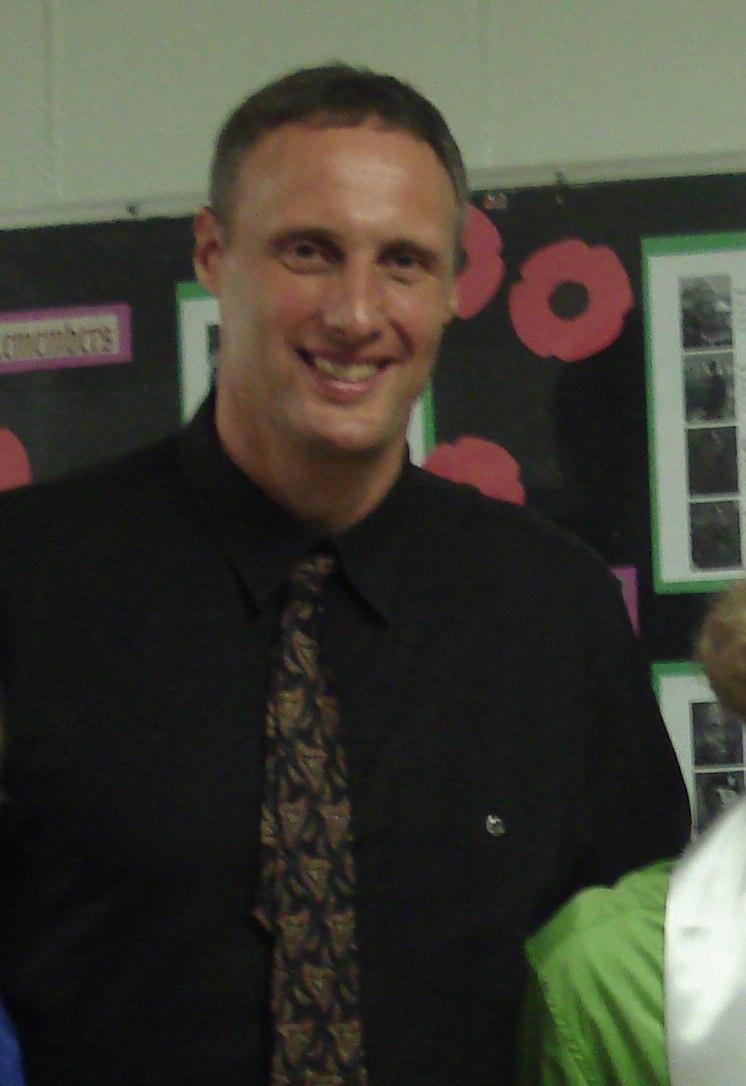 Mike Smrek in 2007