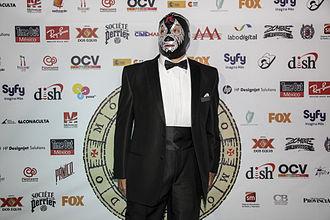 Mil Máscaras - Máscaras at a red carpet event