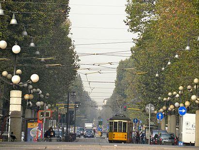 Wie Komme Ich Zu Corso Sempione In Milano Mit Dem Bus Der Metro
