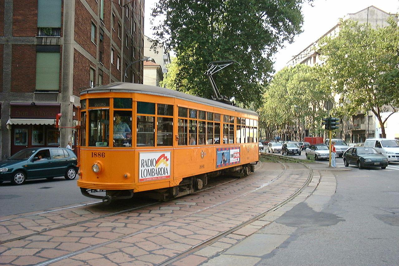 File milano tram corso wikimedia commons for Corso stilista milano