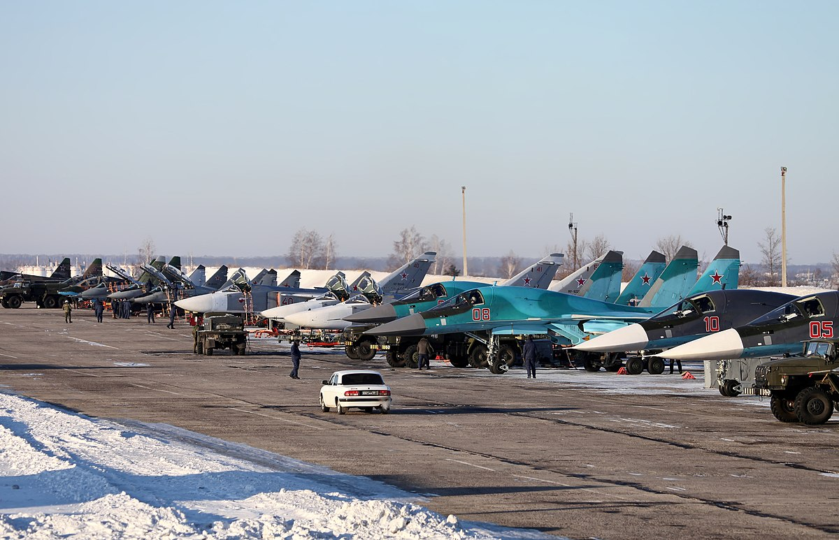 Lipetsk  Air Base