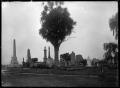 Military cemetery at Tauranga, 1924. ATLIB 296002.png