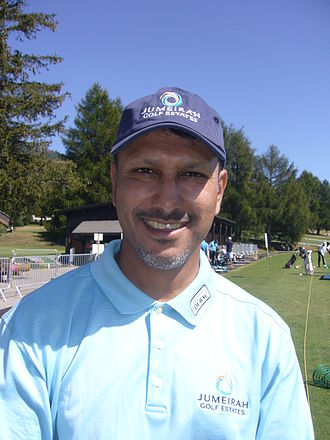 Jeev Milkha Singh - Singh at the 2009 Omega European Masters