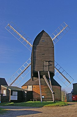 Reigate Heath Windmill