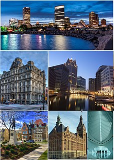 Milwaukee Largest city in Wisconsin