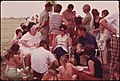 Miners and Their Families Gather to Talk and Enjoy the Outing at the Tennessee Consolidated Coal Company First Annual Picnic at a Tennessee Valley Authority Lake near Jasper and Chattanooga, Tennessee 08-1974 (3906450209).jpg