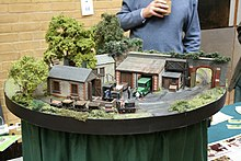 Model railroad layout wikipedia - Pizzeria ciudad jardin ...