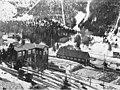 Mining operation and buildings, Shoshone County, Idaho, circa 1920 (AL+CA 1510).jpg