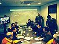 Ministro Peñailillo y Gral Director de Carabineros llegan a Intendencia Regional para coordinar planes de emergencia.jpg