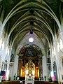 Minorque Mao Place Conquesta Eglise Santa Maria Nef - panoramio.jpg