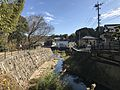 Minotsurugawa River from Doinouebashi Bridge.jpg