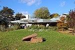 Mirage III à l'entrée de Buc dans les Yvelines en 2013 - 01.jpg