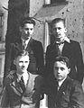 Miron Białoszewski Stanisław Swen Czachrowski 1942.jpg