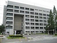 Misato city office, Saitama, Japan.jpg