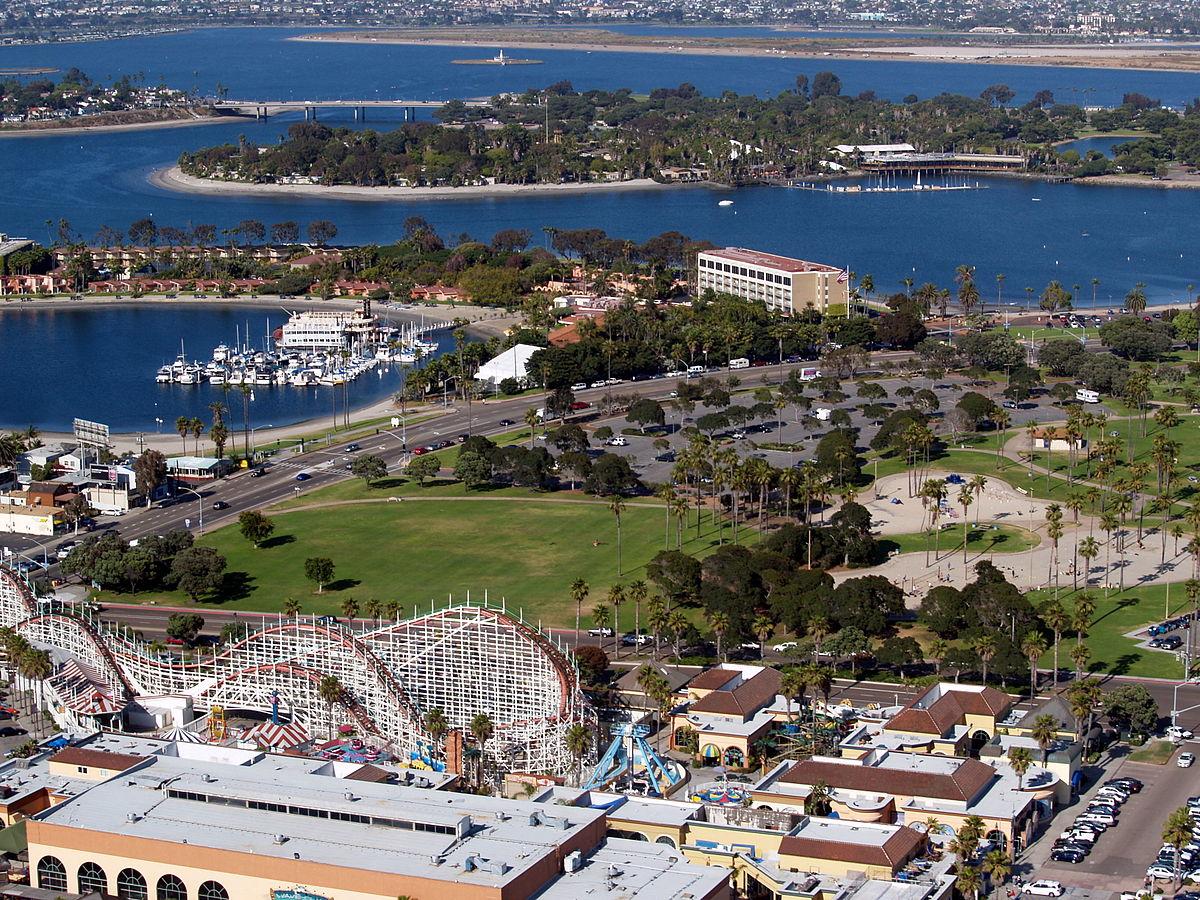 Mission Bay San Diego Wikipedia