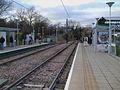 Mitcham Junction stn Tramlink look west.JPG