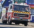 Mitsubishi Fire Truck On Road In New Zeland.jpg