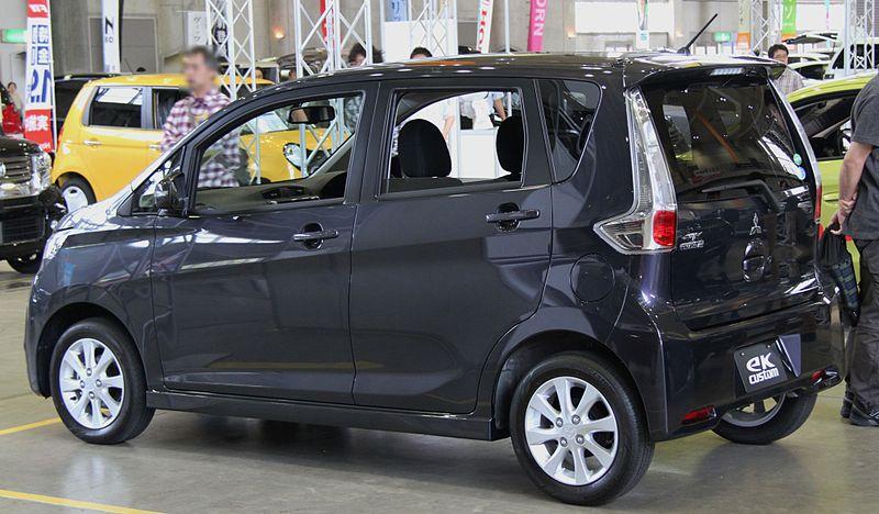 File:Mitsubishi eK Custom rear.jpg