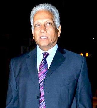 Mohinder Amarnath - Image: Mohinder Amarnath