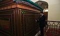 Mohsen Rezaei in Mausoleum of Hassan Modarreskk44.jpg