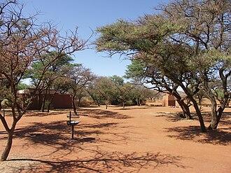 Mokala National Park - Haak-en-Steek campsite