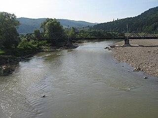 Moldova River river in Romania