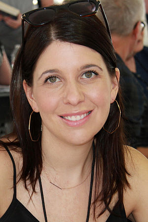 Molly Antopol - Molly Antopol at the 2014 Texas Book Festival.