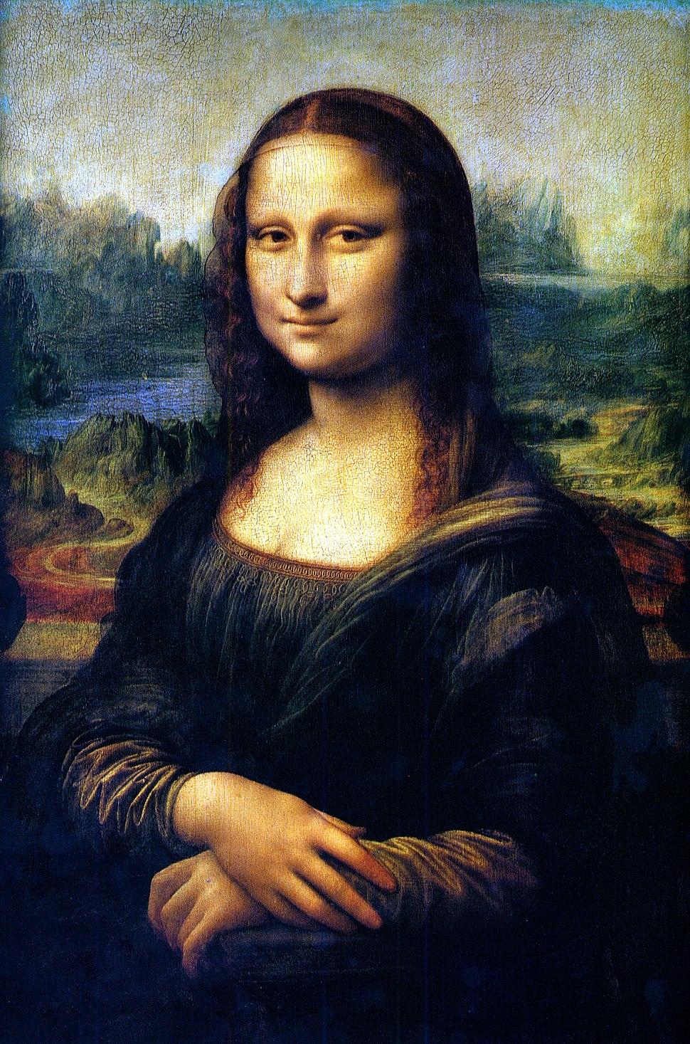 Mona Lisa-restored