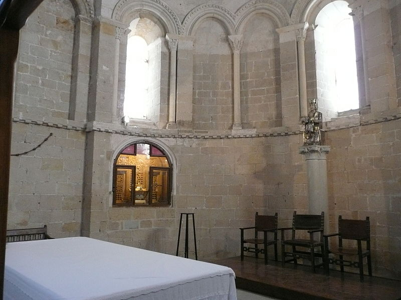 Monasterio de Santa María la Real de Irache (NAVARRA). 118.JPG